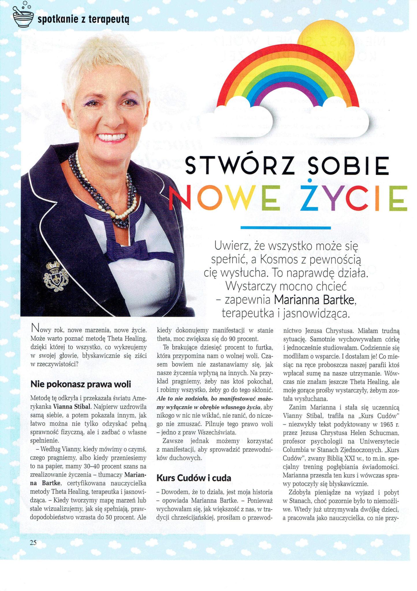 Gwiazdy Mówią - Stwórz sobie NOWE ŻYCIE. cz.1