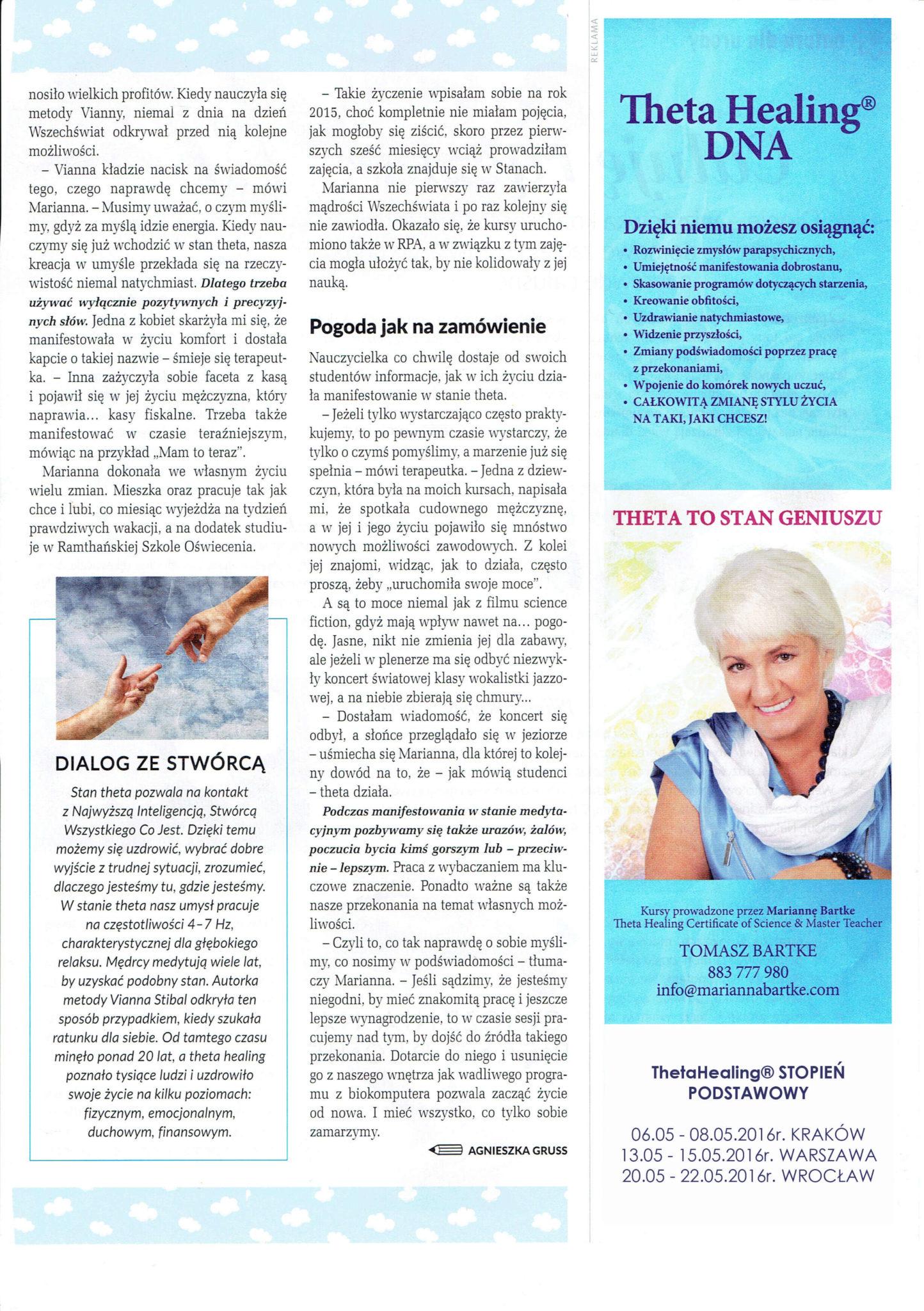 Gwiazdy Mówią - Stwórz sobie NOWE ŻYCIE. cz.2
